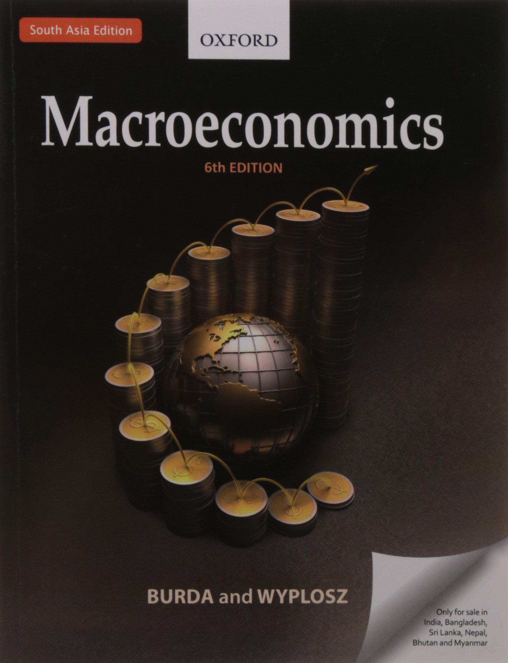 BURDA & WYPLOSZ MACROECONOMICS 6E PDF