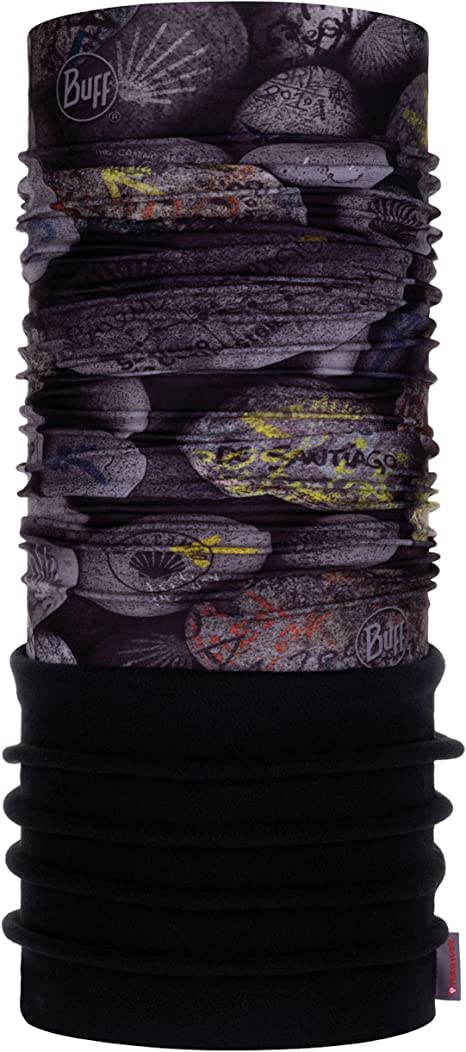 Taglia Unica da Adulto Buff The Way Flint Stone Tubolare in Pile Unisex