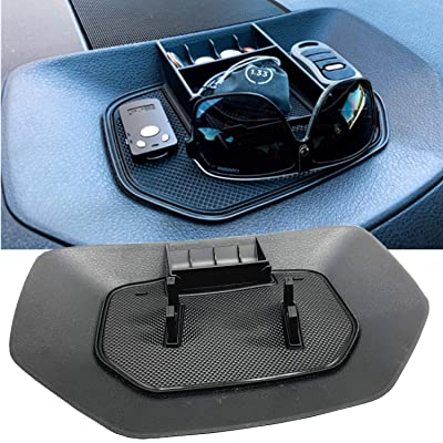JOJOMARK for Toyota Tundra Accessories Dash Center Console Table Storage Tray for Toyota Tundra 2014-2020: Automotive