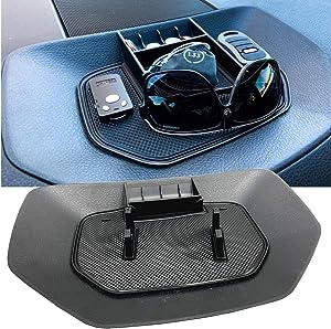 JOJOMARK for Toyota Tundra Accessories Dash Center Console Table Storage Tray for Toyota Tundra 2014-2020