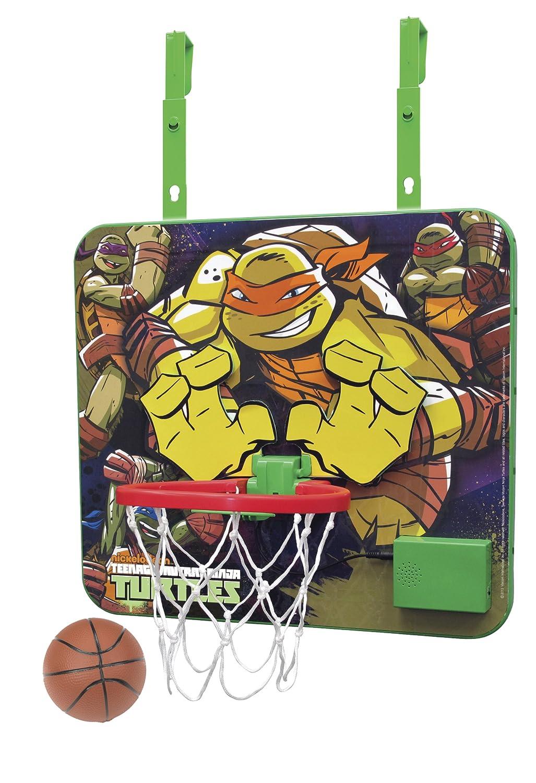 Teenage Mutant Ninja Turtles Shell Slammin Baloncesto (Slam ...