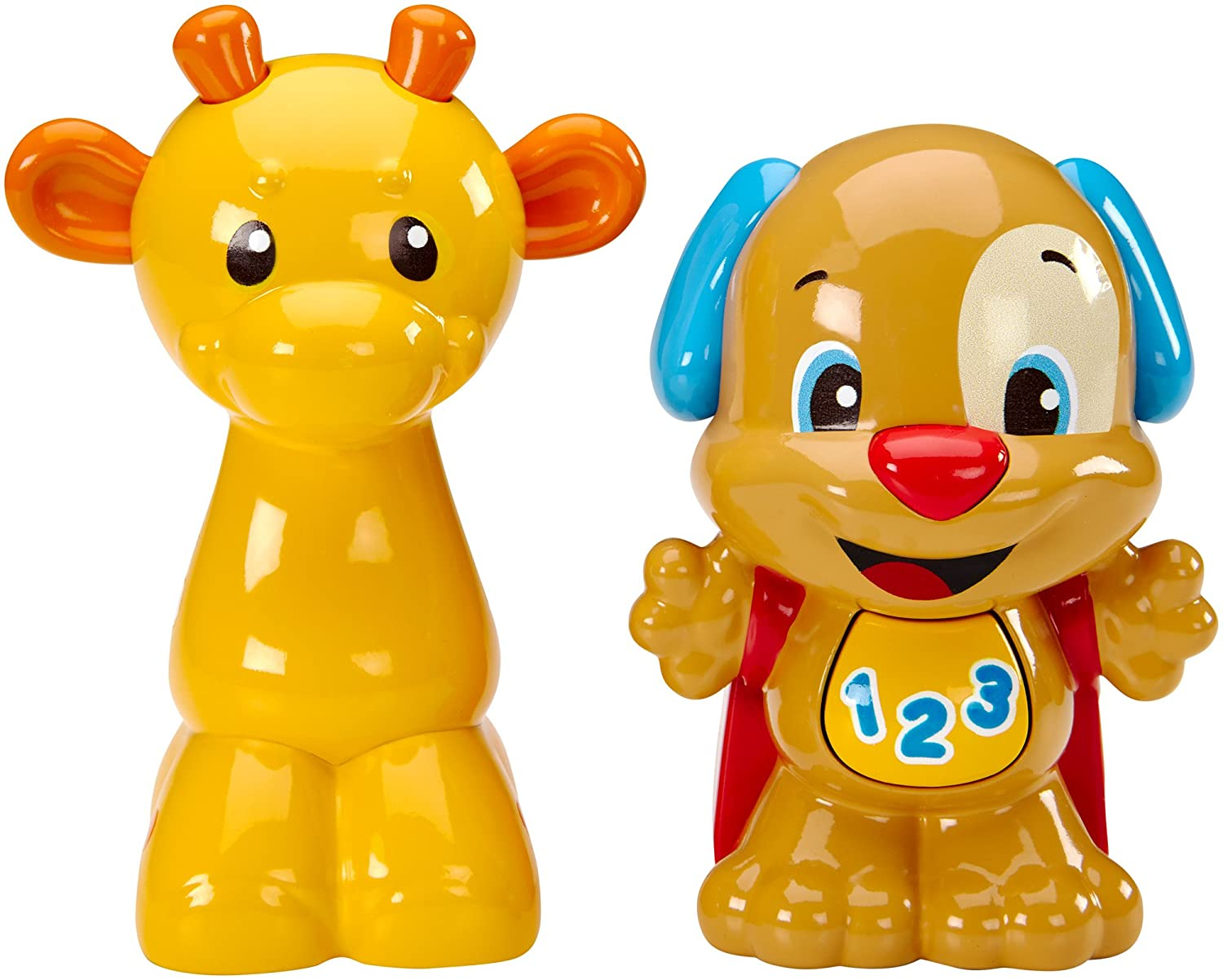 Fisher-Price Laugh  Learn Talk 'N Teach Puppy  Giraffe by Fisher-Price