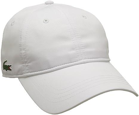 b17320e7300 Lacoste 2018 Mens RK2447 Solid Diamond Sports Cap  Amazon.com.au  Fashion