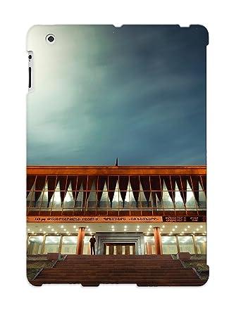 New Armenia Gyumri Theatre Hayk Barseghyans Tpu Case Cover