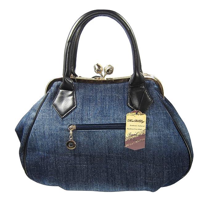 Amazon.com: KAXIDY – señoras niñas para mujer bolso bolsa de ...