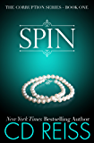 Spin (The Corruption Book 1) (English Edition)