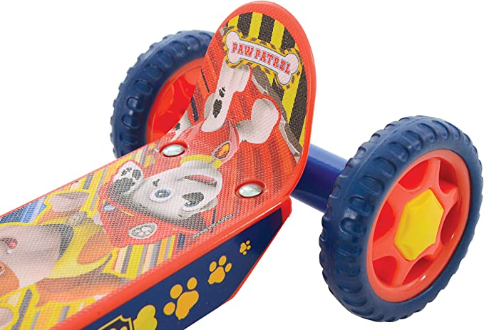 Amazon.com: Paw Patrol m14521 My First patinete: Toys & Games