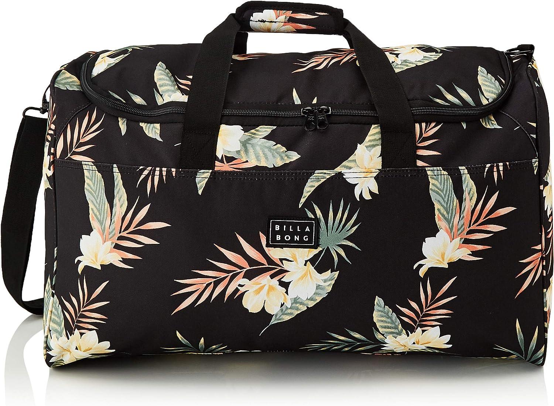 BILLABONG, WEEKENDER – Travel Bag – Girl – Black/Green, One Size