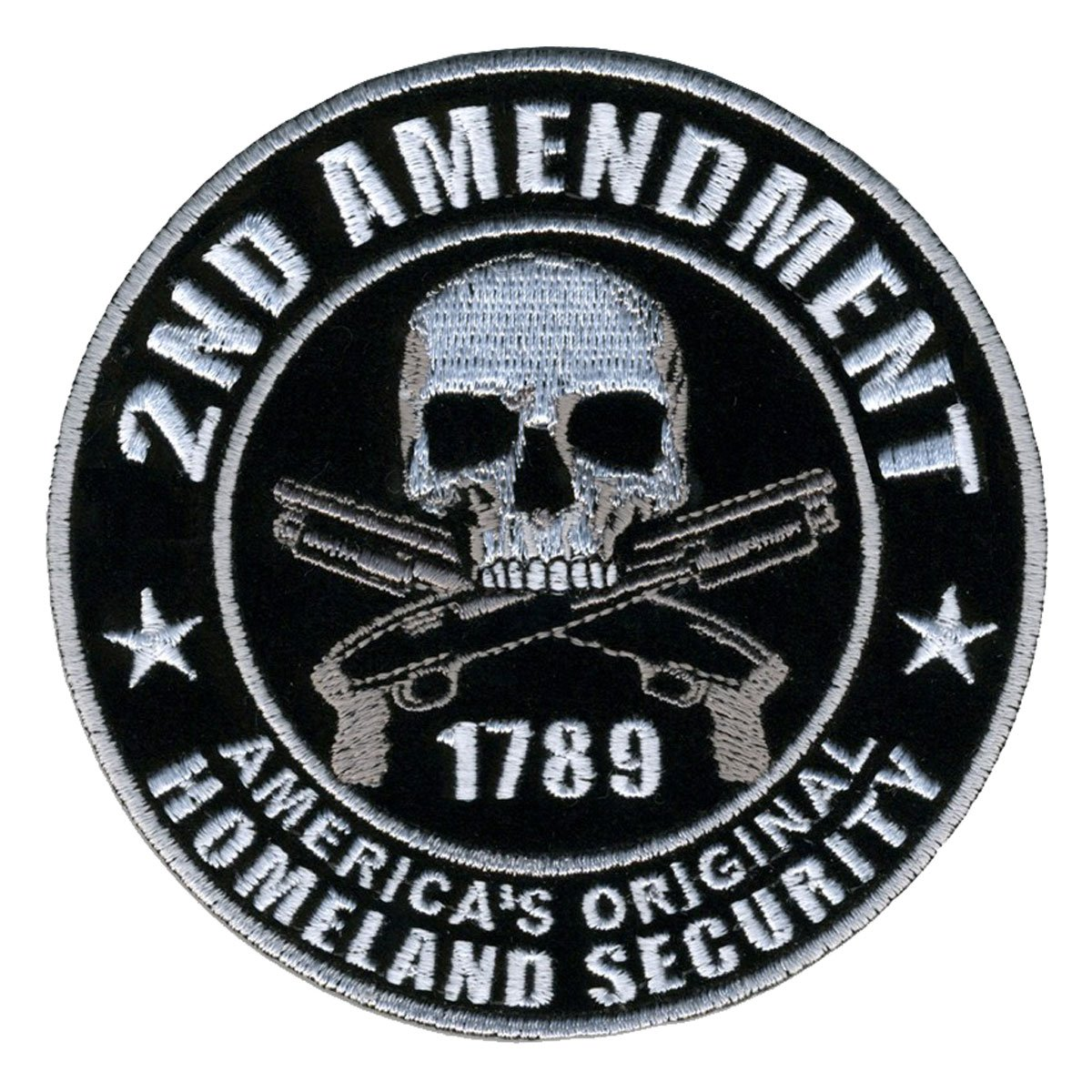 Amazon hot leathers ppa5950 homeland security 2nd amendment amazon hot leathers ppa5950 homeland security 2nd amendment support patch 4 width x 4 height automotive buycottarizona