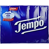 Tempo Taschentücher Klassik, 4-lagige Papiertücher in bewährter Tempo Qualität, 30 x 10 Tücher (300 Tücher)