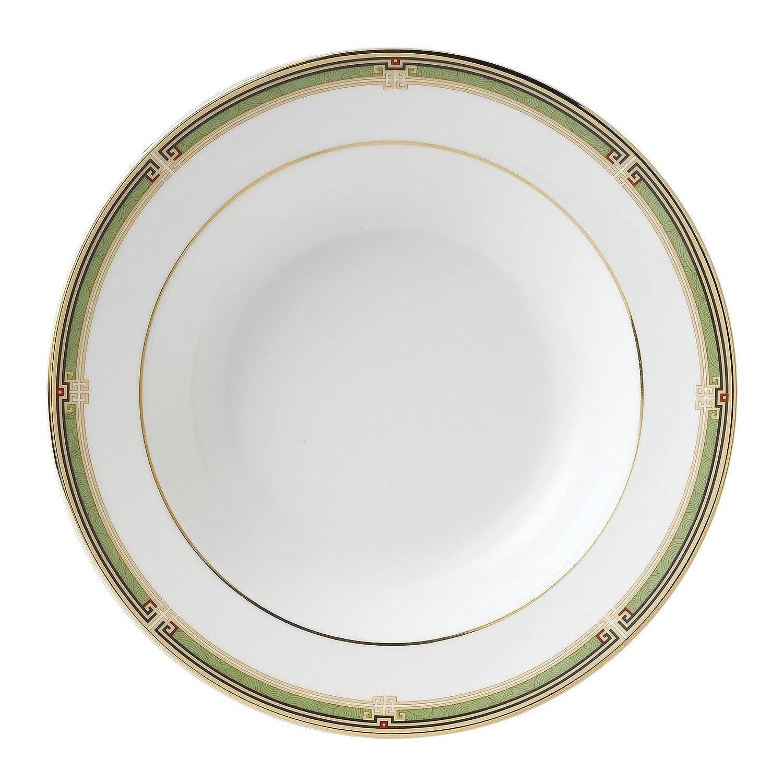 Wedgwood Oberon 8-Inch Rim Soup Bowl 0011661013 DFBD WWCOBE 017