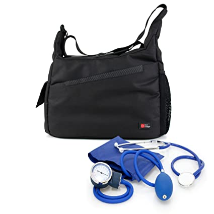 Amazon.com: DURAGADGET Nurse / GP / Doctor Medical Kit Bag ...