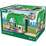 Brio 33558001 - Rangierstation zweistöckig: Amazon.de