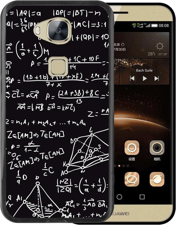 WoowCase Funda para Huawei GX8 / G8, [Huawei GX8 / G8 ] Silicona ...