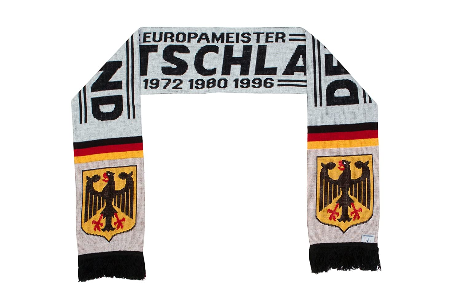 Deutschland Germany Soccer Knit Scarf