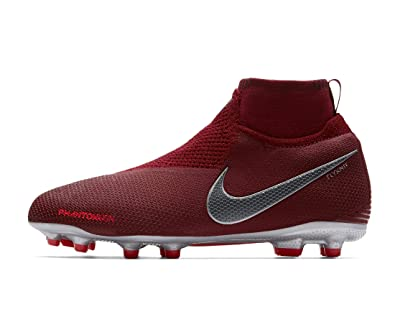 huge discount 527b5 22a8a Nike Jr Phantom Vsn Elite DF FG MG, Chaussures de Futsal Mixte Enfant   Amazon.fr  Chaussures et Sacs