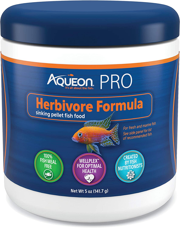 Aqueon Pro Foods Herbivore Formula 4.09 oz