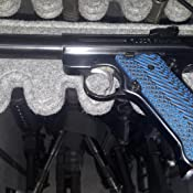 Amazon.com: stonercnc Ruger Mark II, Mark III Pistola Grips ...