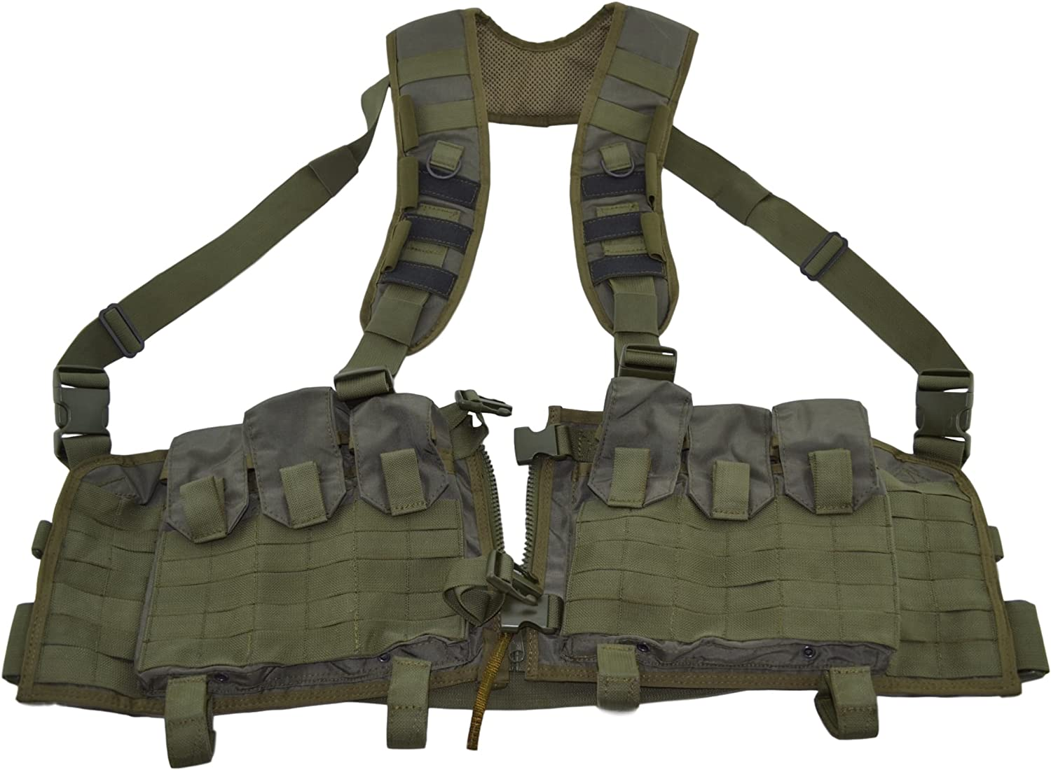 SSO Tactical Vest Nooker Russian Scout Chest Rig by SPOSN