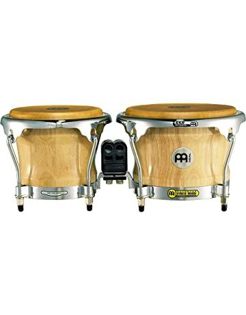 Meinl Percussion FWB400NT - Bongo de madera con parche natural (madera) (7