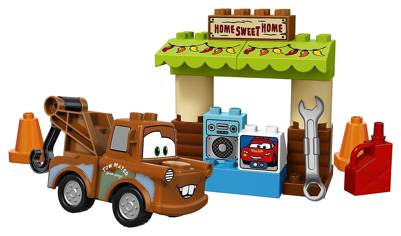 Amazon Lego Duplo Creative Play Master Shed Toddler Cars Toys