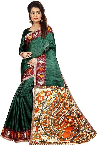 Amazon.com: Ropa de sari para mujer de Craftstribe Bollywood ...
