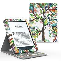 MoKo Kindle Paperwhite Case - Copertura di Vibrazione Verticale Custodia per Amazon Nuovo Kindle Paperwhite (Adatto Tutte le versioni 2012, 2013, 2015 e 2016), Fortunato Albero