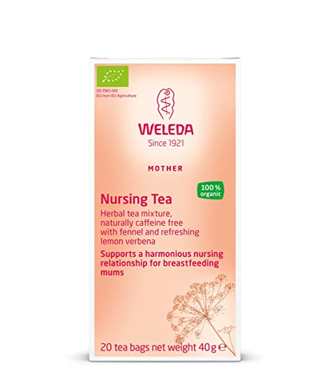 Weleda Mother Tea Bags 20 Single Dose
