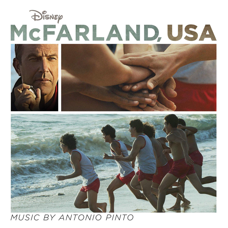 McFarland, USA by Walt Disney Records