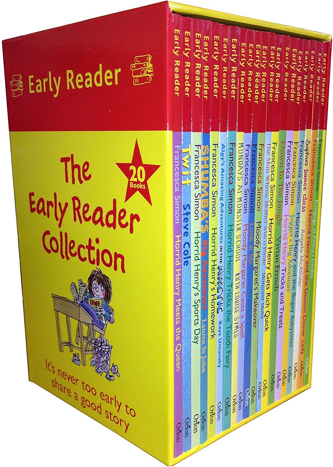 Early Reader: Rampage in Princes Garden