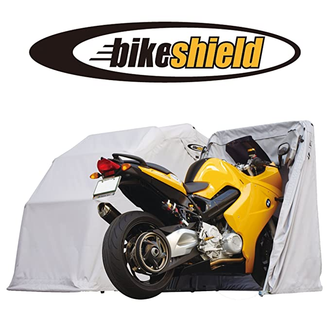 Motorrad Faltgarage - The Bike Shield Motorrad-Garage L