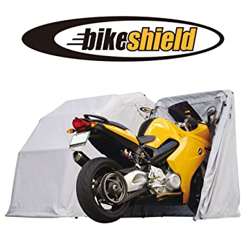 The Bike Shield Tourer (Large) Motorcycle Shelter / Storage / Cover / Tent /  sc 1 st  Amazon.com : motorcycle canopy shelter - memphite.com