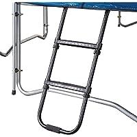 Pure Fun–Accesorio para trampolín: Escalera para trampolín (con 2Plataforma Pasos