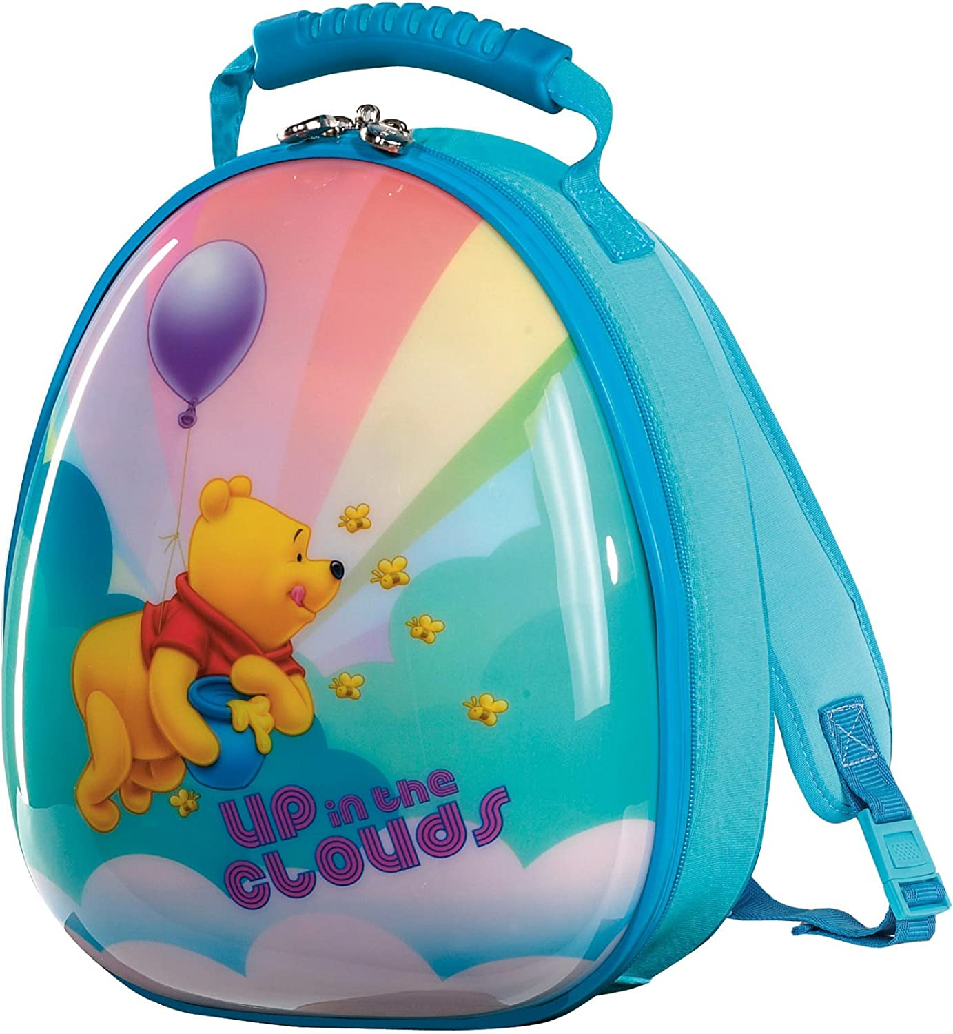 Heys Usa Luggage Disney Winnie Pooh Up In The Clouds 12 Inch Hybrid Backpack Winnie Pooh 12 Inch Amazon Ca Clothing Accessories