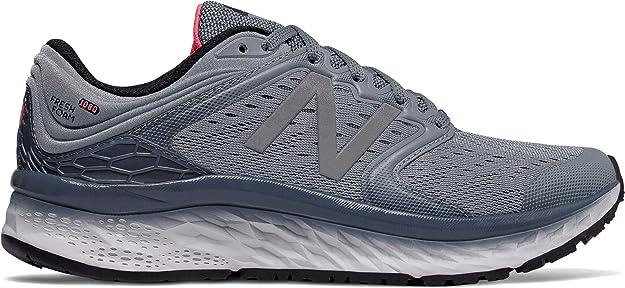 New Balance para mujer W1080GW8 Fresh Foam 1080 V8 Azul Tamaño: 6 X-estrecho: Amazon.es: Zapatos y complementos