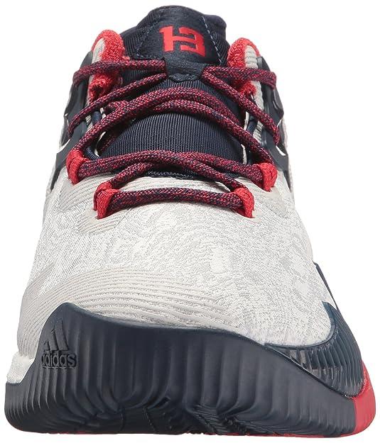 cheap for discount 95921 62ad8 ... lillard 3 wine e3c03 dc94e  usa amazon adidas performance mens  crazylight boost low 2016 basketball shoe basketball dde9d ab135