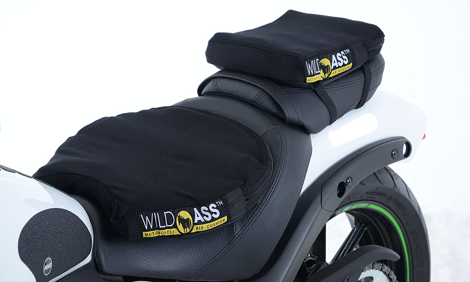 Wild Ass Motorcycle Smart Air Cushion Polyurethane Comfort Touring Seat