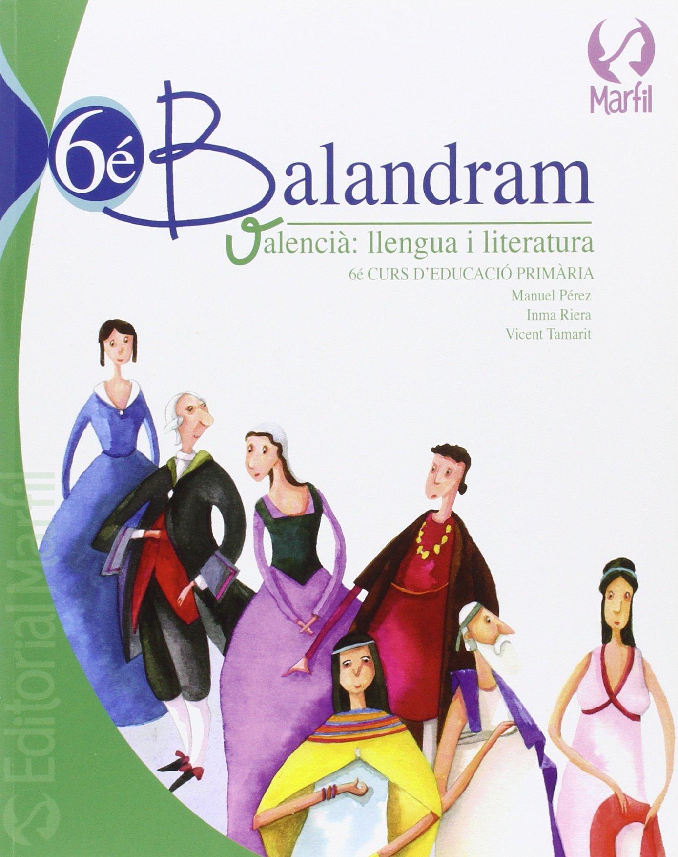 Balandram 6 - Valencià: llengua i literatura - 6é primària ...