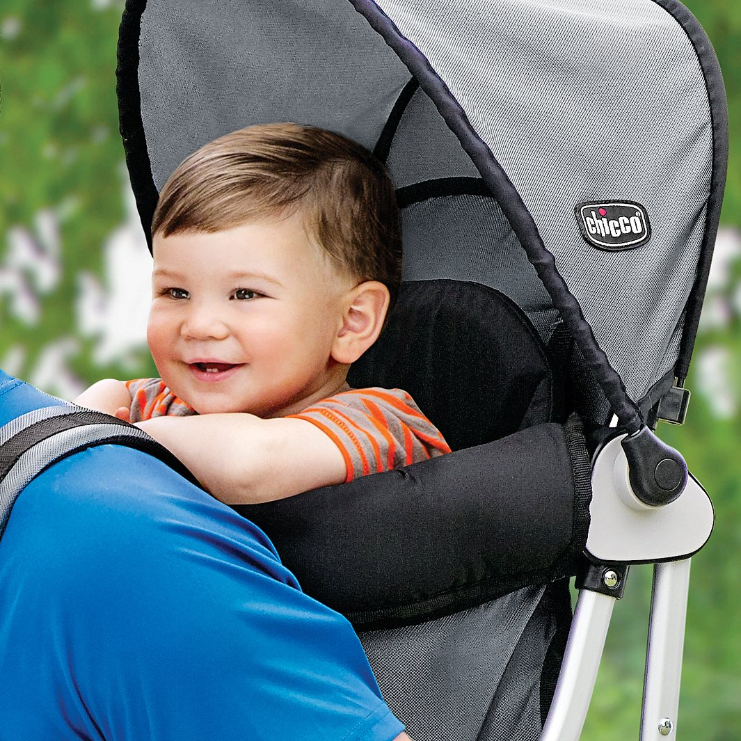 Amazon.com : Chicco Smart Support Backpack, Graphite : Child ...