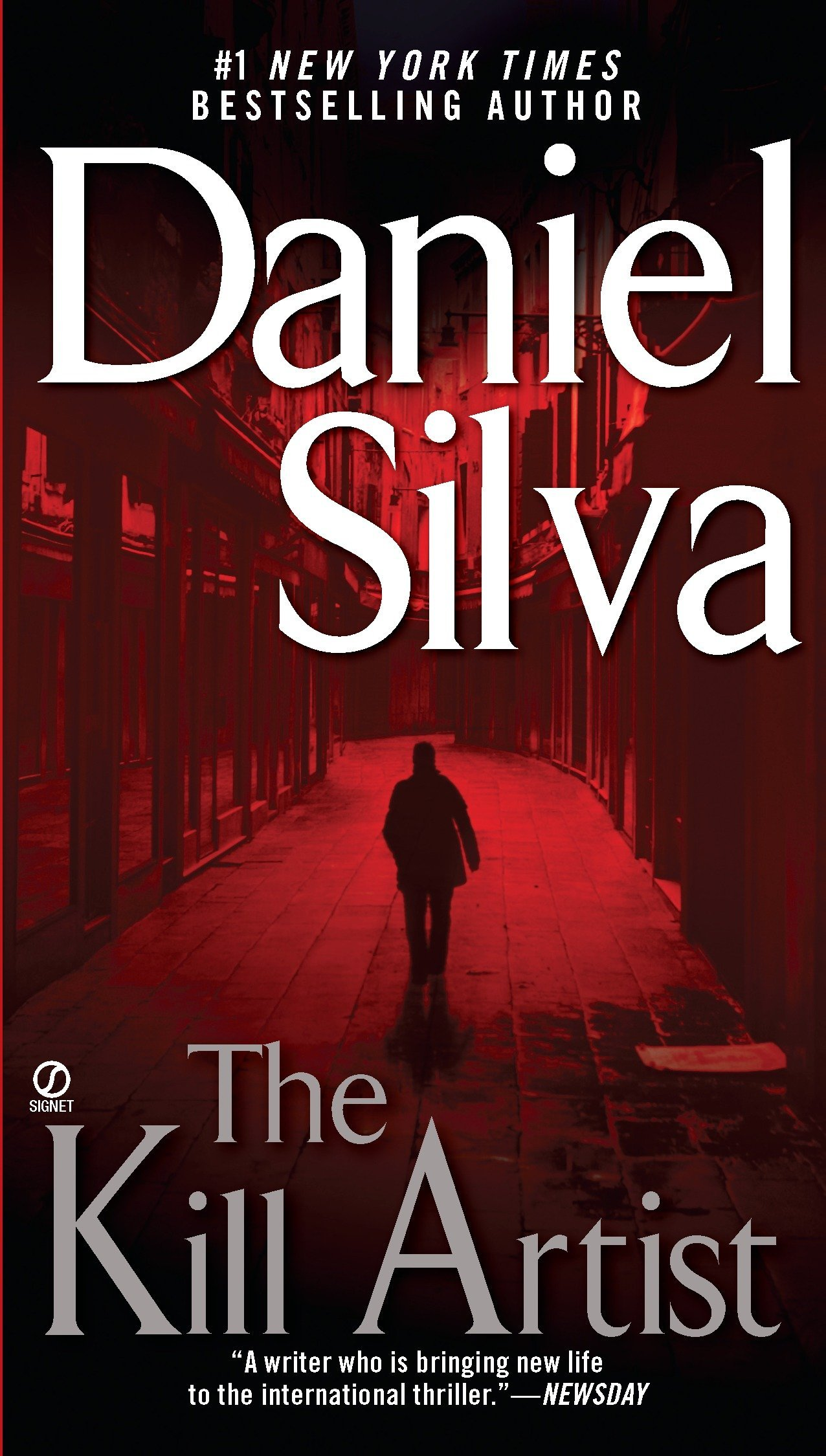 Image result for the kill artist daniel silva amazon