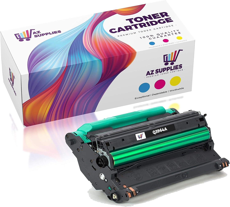 HP LaseJet Q3964a Imaging Drum - AZ Compatible Drum Replacement for HP 121 / 122A (C9704A / Q3964A) - 1 Piece Drum