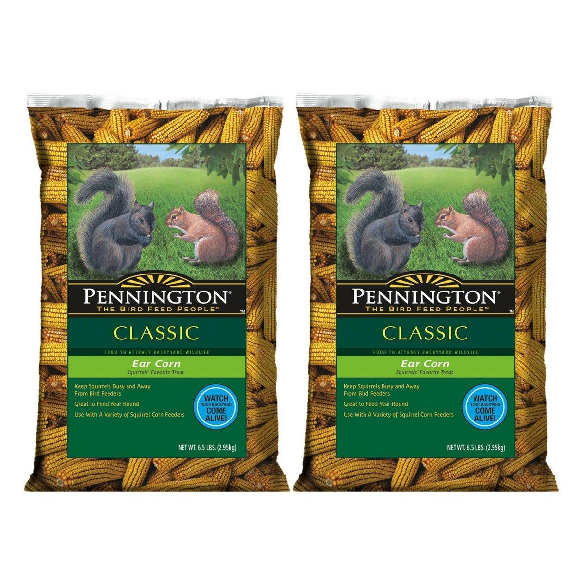 Pennington Ear Corn on Cob Squirrel Food (2, 6.5 lb)