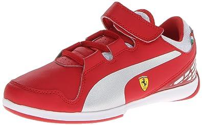 PUMA Valorosso Ferrari Hook-and-Loop Sneaker (Infant Toddler Little Kid 563787afe