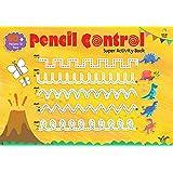 Pencil Control Super Activity Book