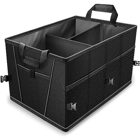 Amazon.com: Organizador de carga para maletero de Motorup ...