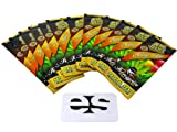 Kingpin Mango Tango Hemp Wraps - 12 Packs