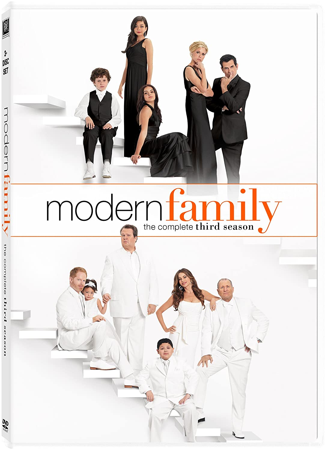 Modern Family: The Complete Third Season Ed O'Neill 25524684 Comedies Movie