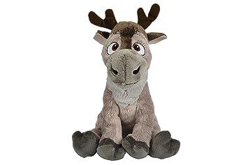 Simba Toys 6315873102 - Disney Frozen Baby Sven Sitting, 25 cm, Plush Toys by