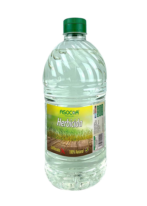 Asocoa Herbicida Total 100% orgánico procedente de cereales 2 L
