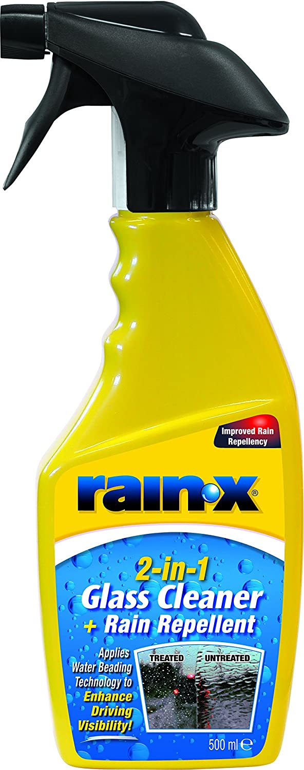 Rain X 88199500 Rain Repellent and Glass Cleaner Rain-X B002G27G98